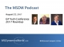 Artwork for MSDW Podcast: GP Tech Conference 2017 Roundup