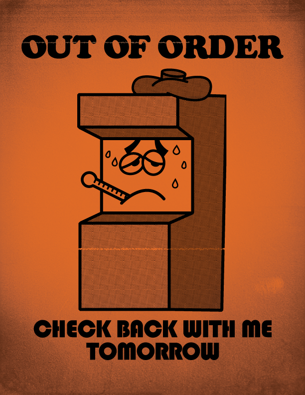 Out or Order