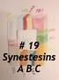 Artwork for 19. Synestesins ABC