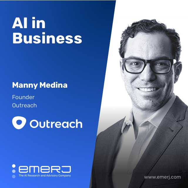 The Truth About Enhancing Software Products with AI - with Manny Medina of Outreach.io