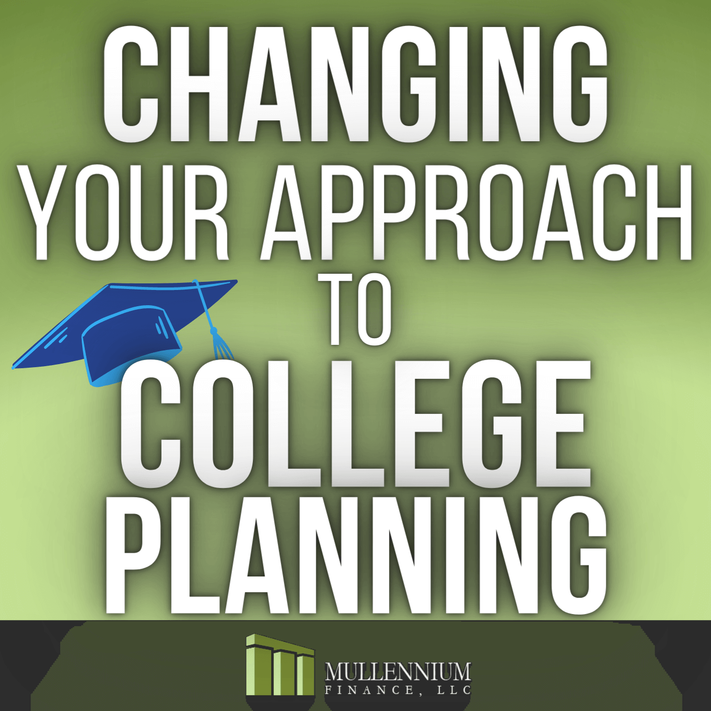 Changing Your Approach To College Planning show art