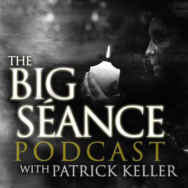 Artwork for 73 - Psychic Medium Chris Medina - The Big Seance Podcast: My Paranormal World