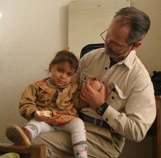 Looking Back to 2005- Saving a Little Iraqi Girl's Eyesight