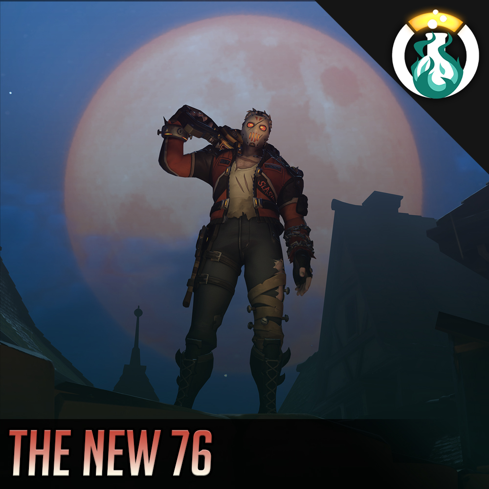 The New 76
