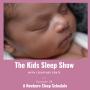 Artwork for Episode 38: A Newborn Sleep Schedule