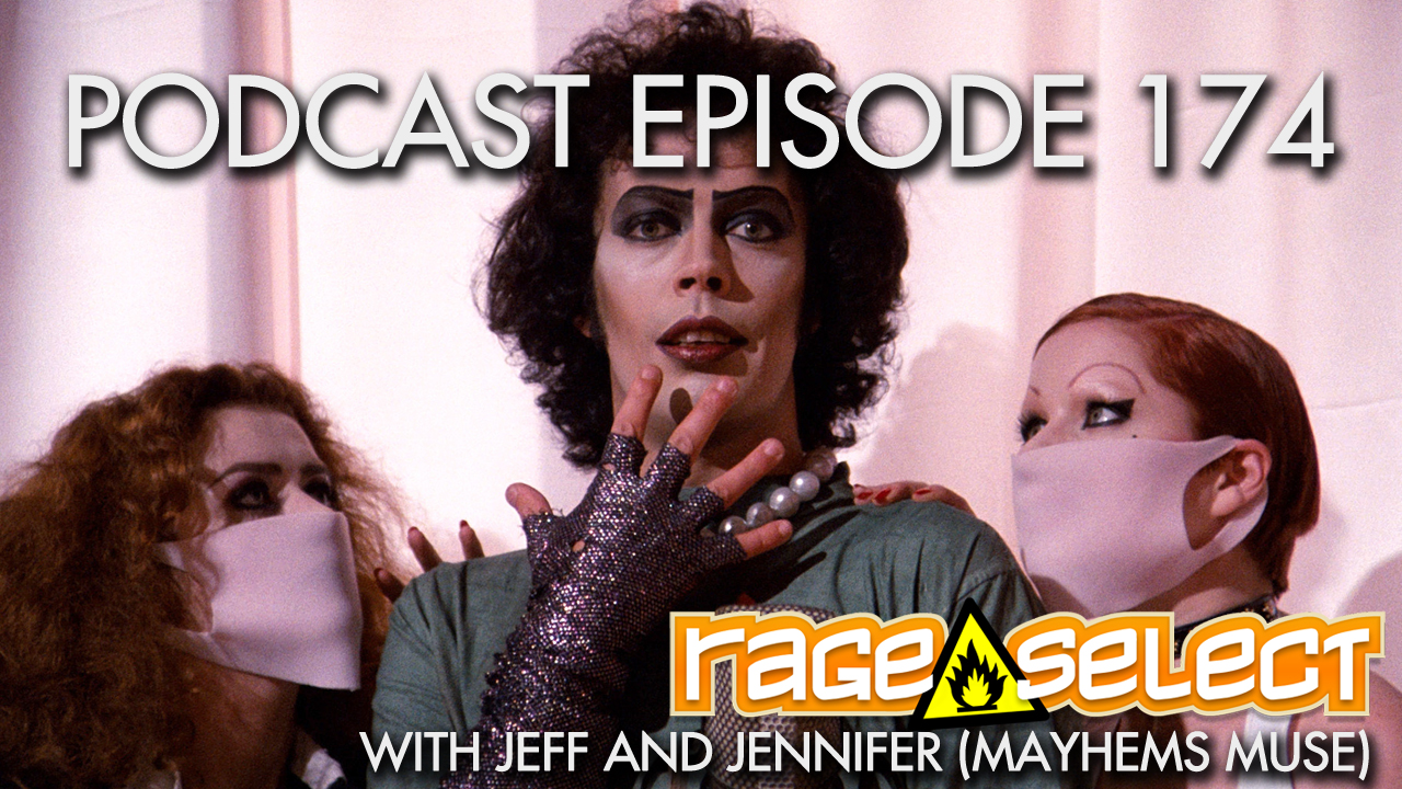 Rage Select Podcast Episode 174 - Jennifer and Jeff Answer Your Questions!