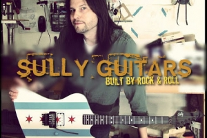 Episode 26 Jon Sullivan from Sully Guitars Part I