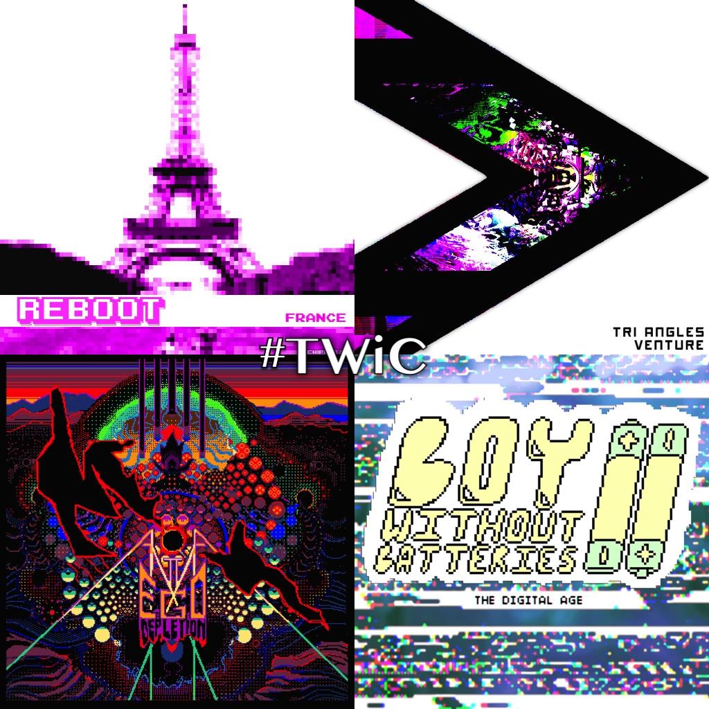 TWIC 028: Reboot France, An0va, Professor Shyguy, Boy Without Batteries