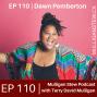 Artwork for EP 110 | Dawn Pemberton