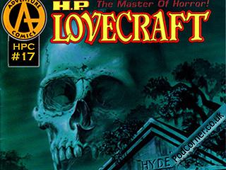 HydePod Corner #17 - Halloween Lovecraft Special