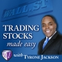 Artwork for Trading Stocks Made Easy #155:  A Traders Journey - Andre Blake