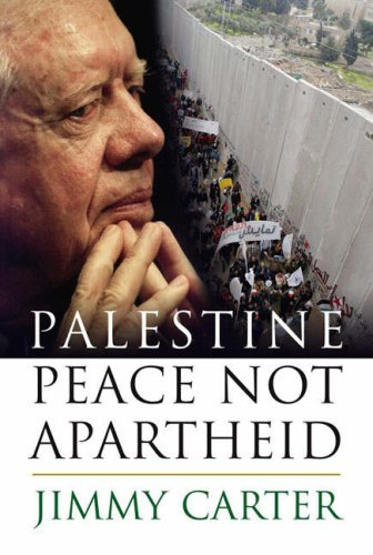 #8-Books and Ideas: Palestine by Jimmy Carter