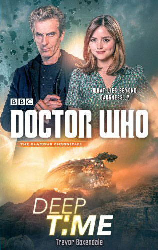 TDP 518: Doctor Who Book - Deep Time