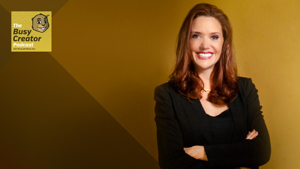 What Sally Hogshead Learned Working in America's Top Ad Agencies, and How That Shaped Her Work as an Author — The Busy Creator Podcast 86