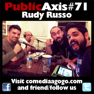 Public Axis #71: Rudy Russo