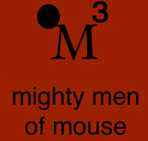 Mighty Men of Mouse:  Episode 0046 --Southwest Persons of Size and Restaurant Chat