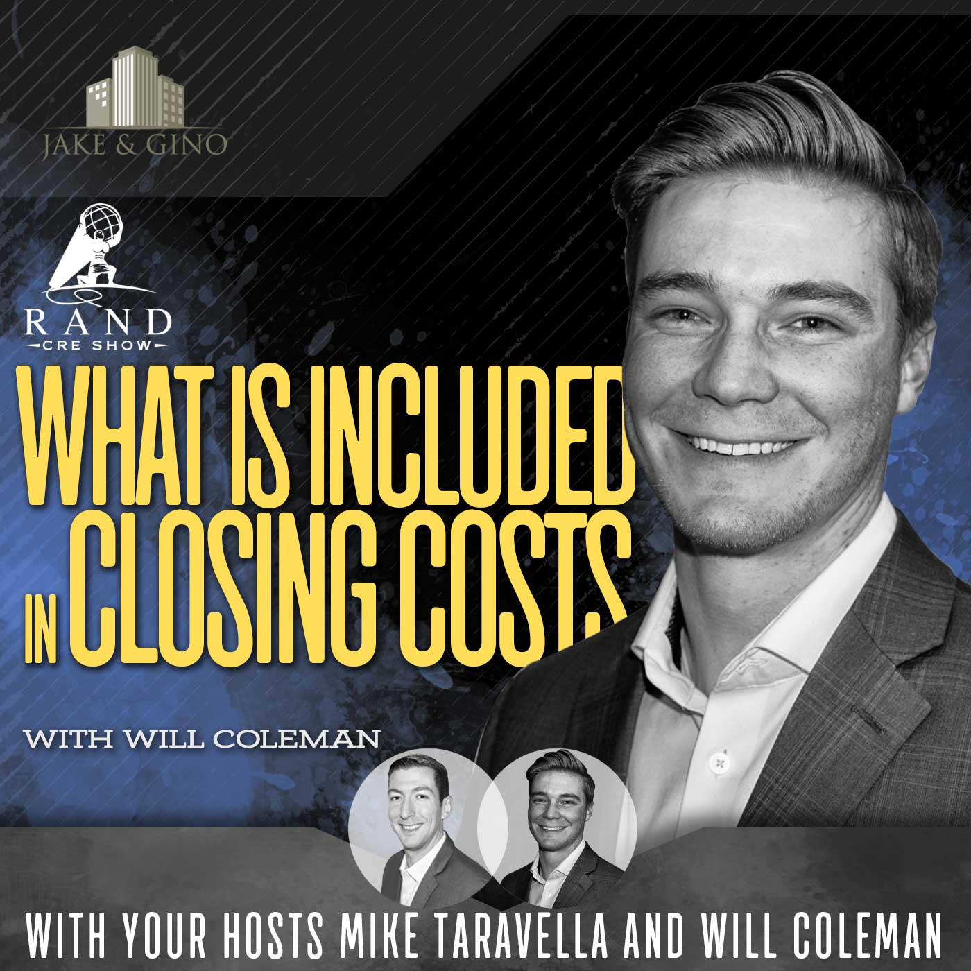 RCRE - What is Included in Closing Costs with Will Coleman