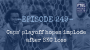 Artwork for Ep. 249 - Caps' playoff hopes implode after SKC loss
