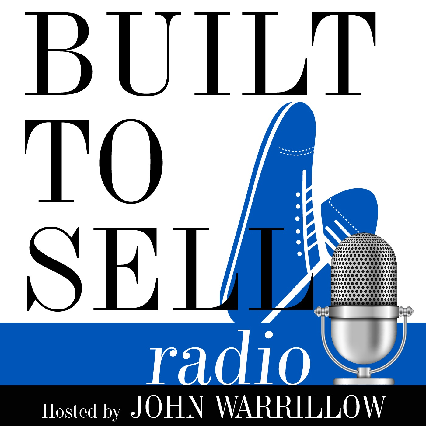 Built to Sell Radio show art