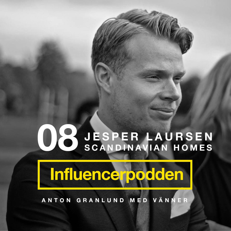 8. Jesper Laursen, Scandinavian Homes