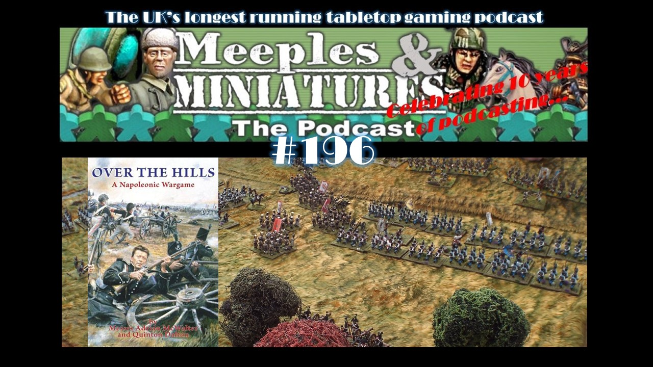 The Meeples & Miniatures Podcast