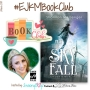 Artwork for #EJKMBookClub ft. Let the Sky Fall by Shannon Messenger