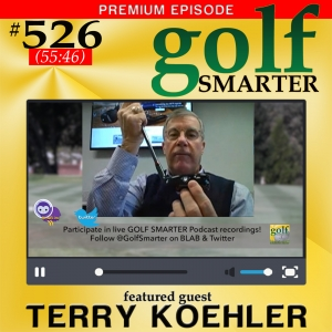526 Premium: Introducing New Hybrids & Irons from Ben Hogan Golf with Terry Koehler