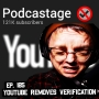 Artwork for 185: YouTube Removes Channel Verification, Then Changes Their Mind
