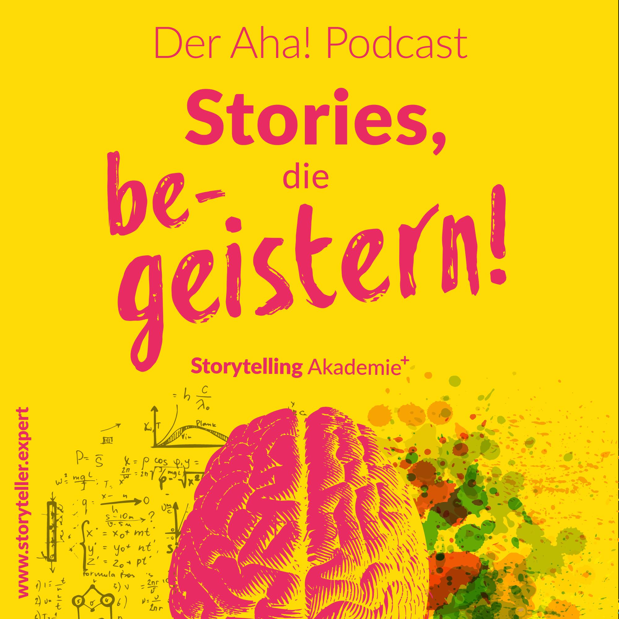 Stories, die begeistern!  show art