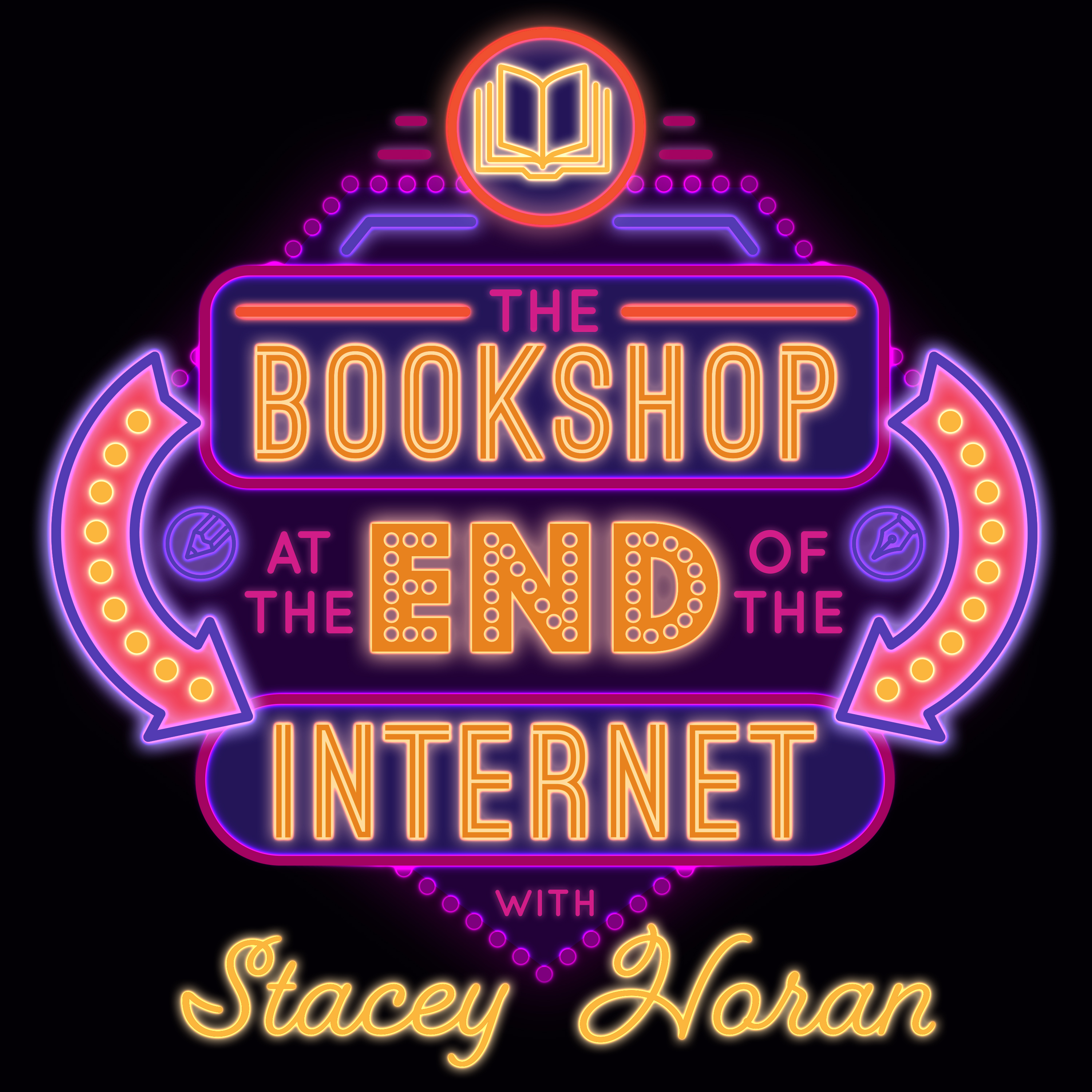 Artwork for Bookshop Interview with Author Gracie Chandler, Episode #003