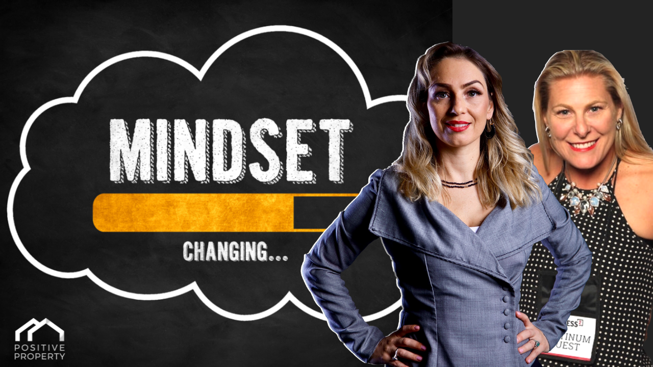 MINDSET- How it makes you a better Property Investor show art