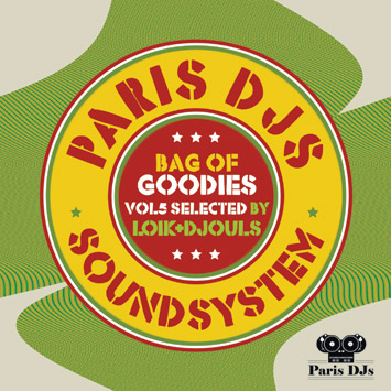 Paris DJs Soundsystem - Bag of Goodies Vol.5