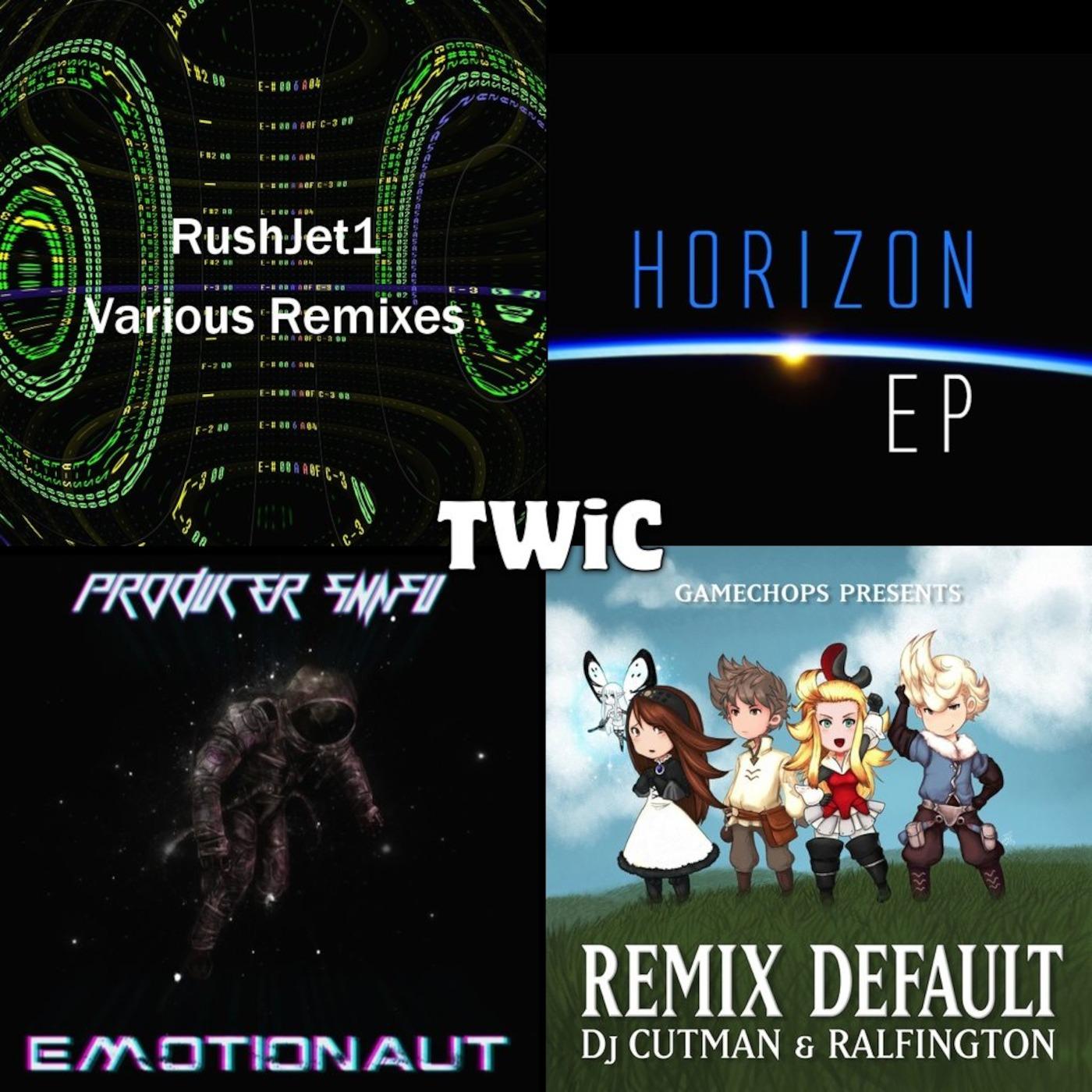 TWiC 059: Rushjet1, Dj CUTMAN & Ralfington, PICE, Producer Snafu