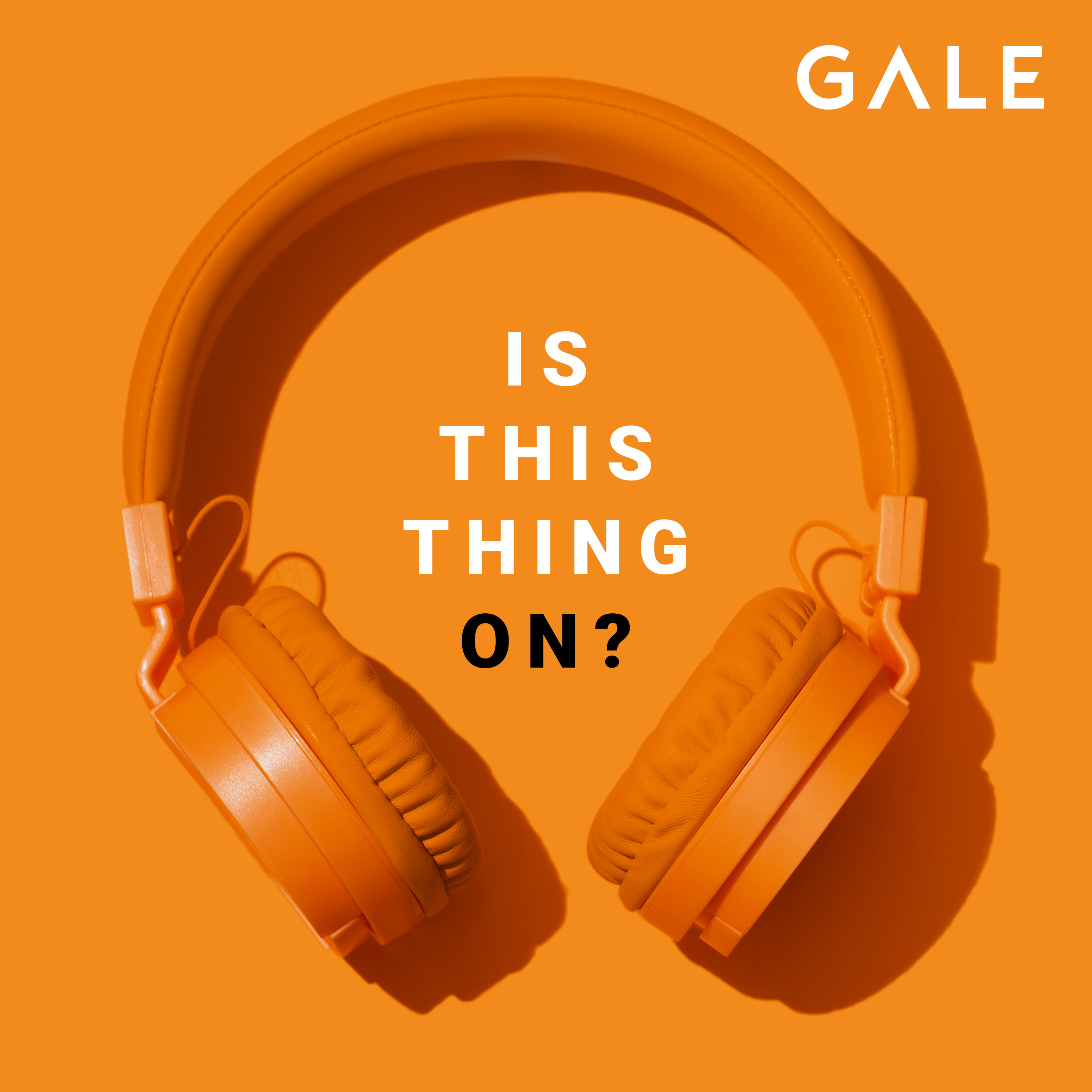 Is This Thing On? The GALE Audio Series show image