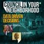 Artwork for Data Driven Decisions w/Councilman Martavius Jones and Dr. Bruce Randolph | Council In Your Neighborhood | KUDZUKIAN