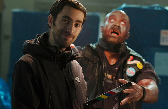 Zach Lipovsky - Director, Dead Rising: Watchtower