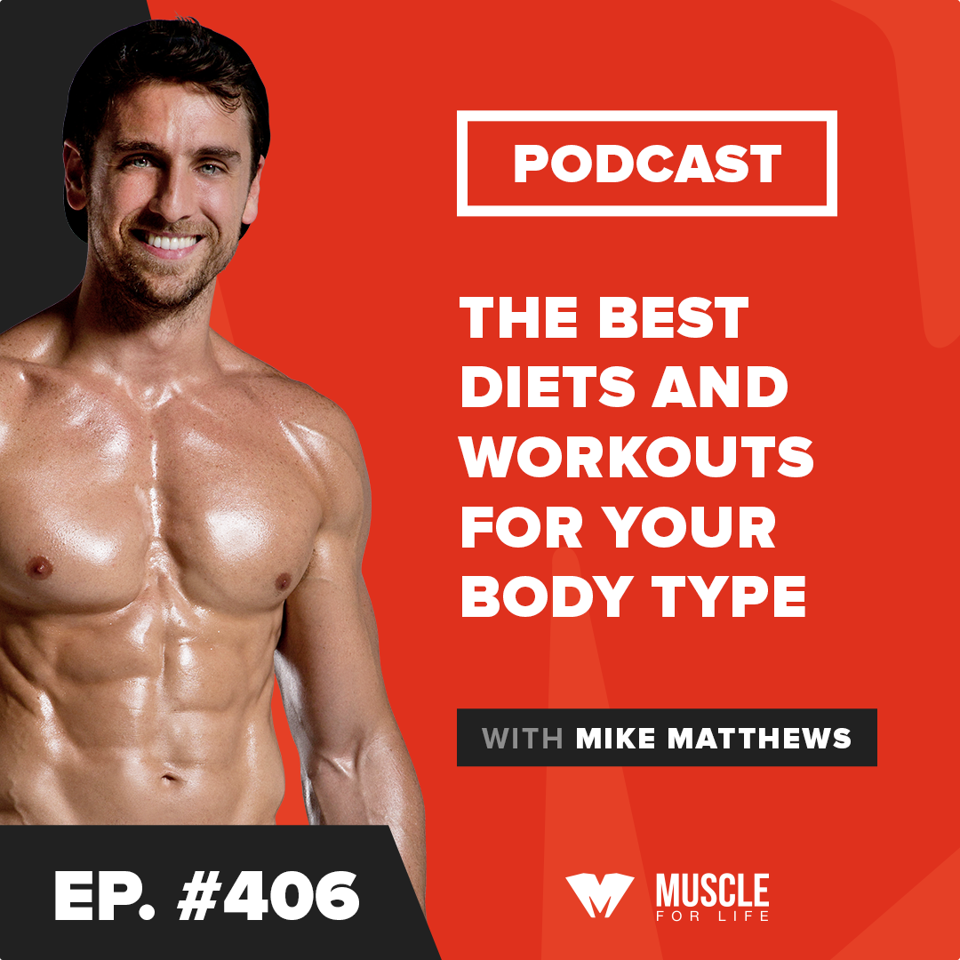 Artwork for The Best Diets and Workouts for Your Body Type