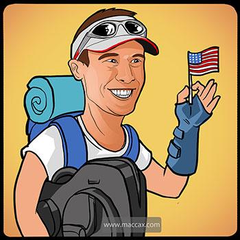 #8 - The Traveling Triathlete
