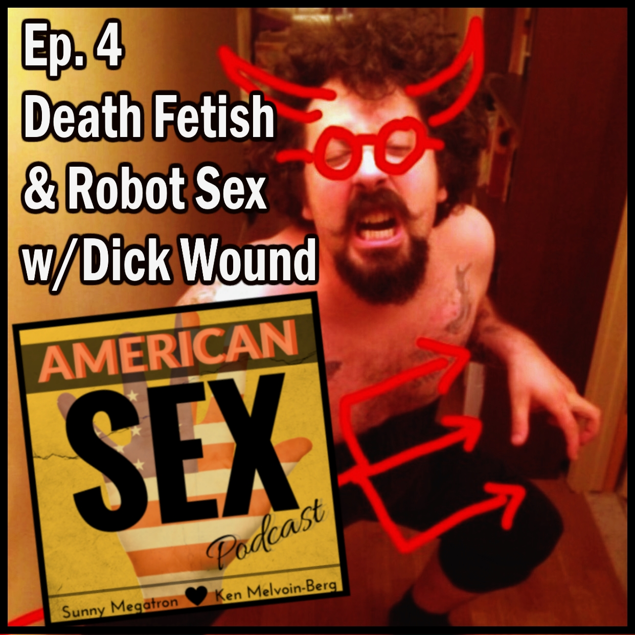 Dick Wound from Off the Cuffs BDSM Podcast