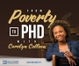 Artwork for 277: From Poverty to PhD with Carolyn Colleen