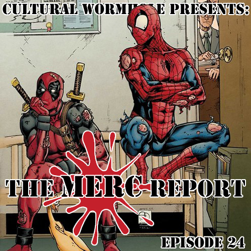 Cultural Wormhole Presents: The Merc Report Episode 24