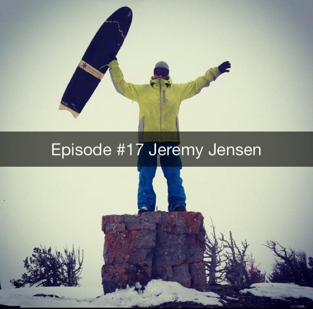 Jeremy Jensen | Grassroots Powdersurfing | Skate Shoes | Quivers | Entrepreneurship
