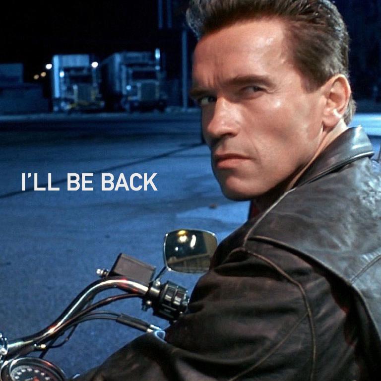 S02E10 – I'll Be Back