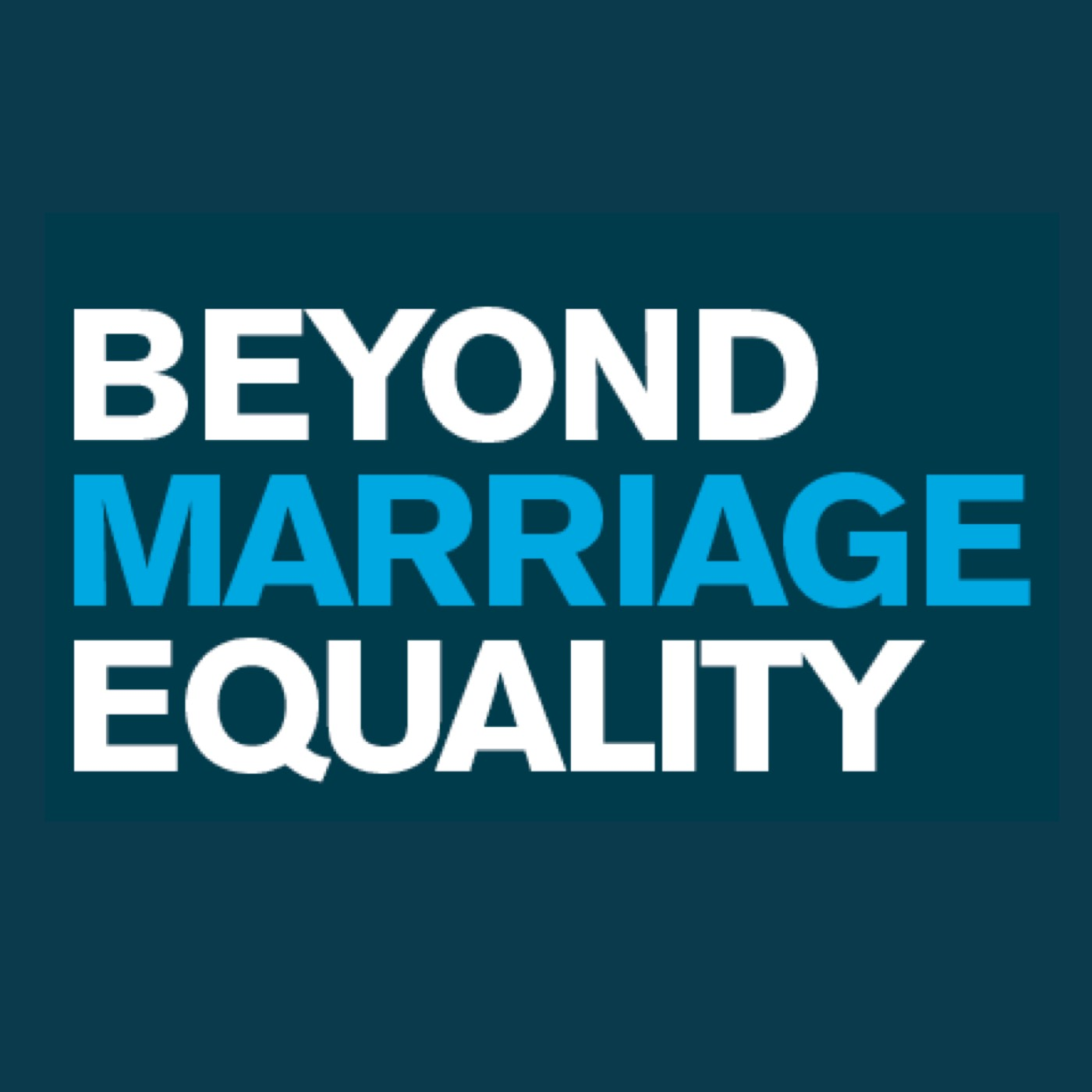 (2015/09/15) Beyond Marriage Equality (LGBTQ Rights)