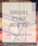 Artwork for Seriously, That Rejection Is Not Actually About You