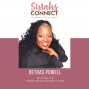 Artwork for Episode #18: Author, Plus Size Model and Inspirational Coach Detras Powell Encourages Full Figured Women To Be Bold and Beautiful From the Inside Out!