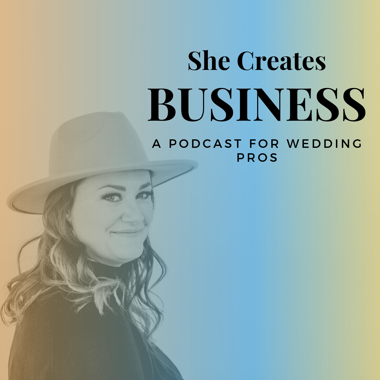 She Creates Business show art