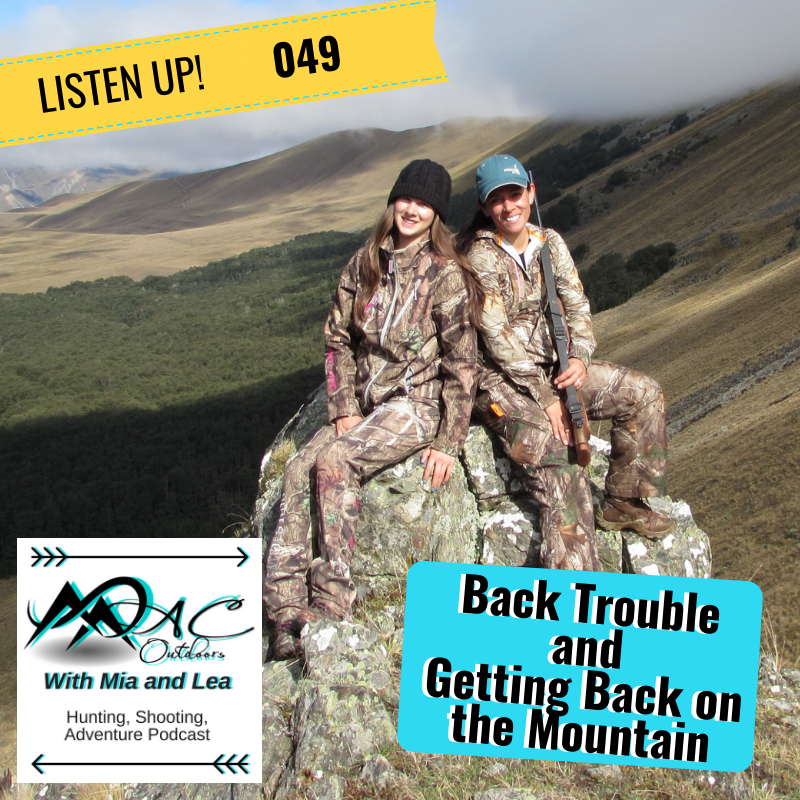 Artwork for 049 - Bad Backs Won't Keep Us Off the Mountain
