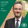 Artwork for LFCDS Community Podcast 2 - Alex Goldfayn