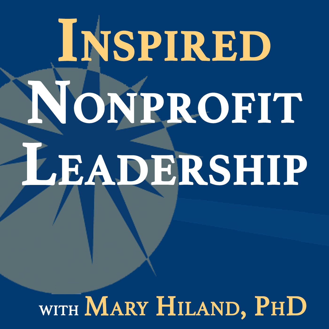 Inspired Nonprofit Leadership
